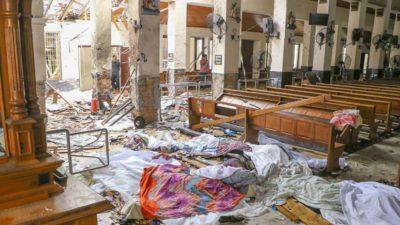 Sri Lanka : 3 églises et 3 hotels bombardés, plus de 156 morts Lire la suite sur :