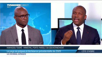 Côte d'Ivoire : le pays se prépare à la présidentielle de 2020( TV5MONDE)