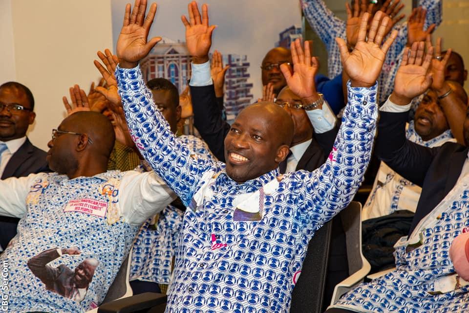 COTE D'IVOIRE :Congrès du COJEP : Blé GOUDE appelle OUATTARA à mettre fin à la division