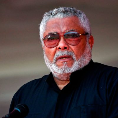 Ghana: mort de l'ancien président Jerry Rawlings à l'âge de 73 ans